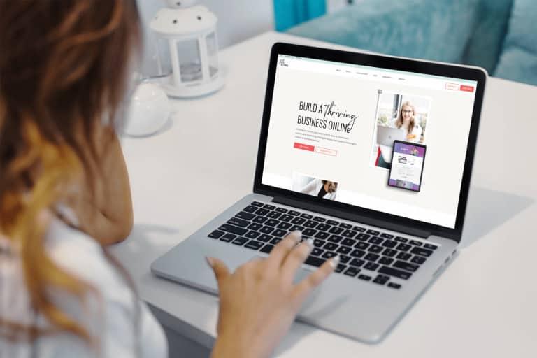 How I Designed My WordPress Website + How To Get a Website Like Mine!